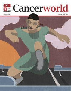 Cancer World Cover